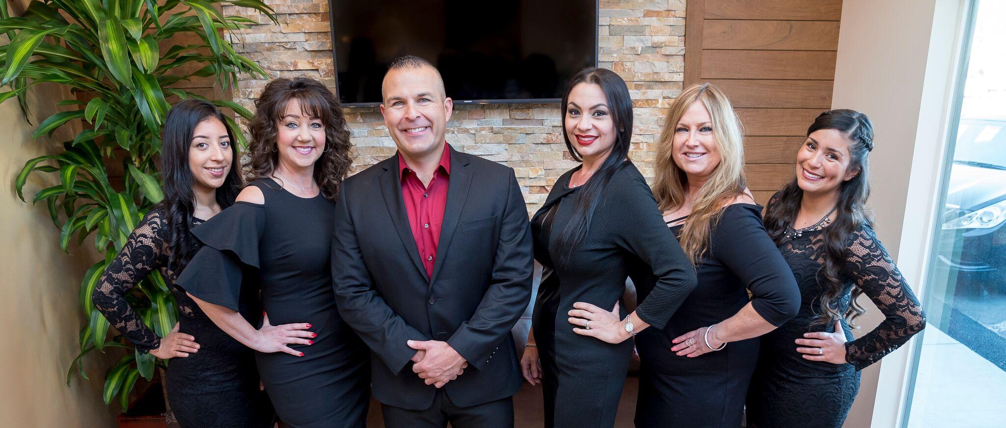 Alan L. Frame DDS dental team
